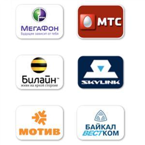 Операторы сотовой связи Сусумана
